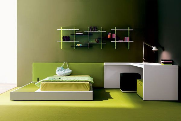 25 идей дизайна комнаты для девочки подростка