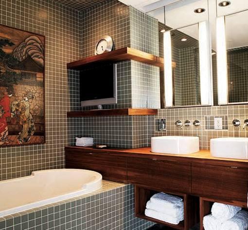 Pinterest bathroom